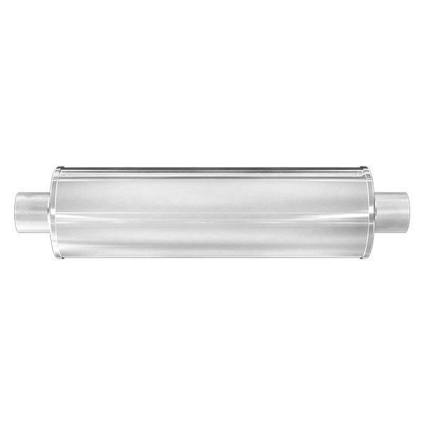 Magnaflow 13741 Xl Series Stainless Steel Round Gray Exhaust