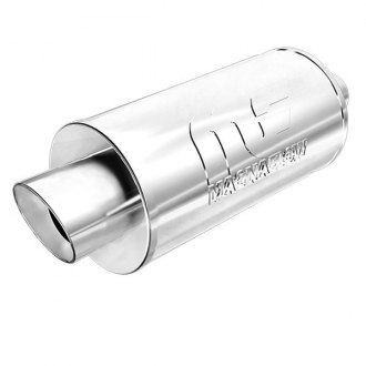 MagnaFlow® - Competition Core Stainless Steel Polished Exhaust Muffler
