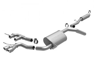 MagnaFlow® - MagnaFlow Series Stainless Steel Cat-Back Exhaust System