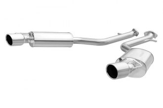 MagnaFlow® - MagnaFlow Series Stainless Steel Axle-Back Exhaust System