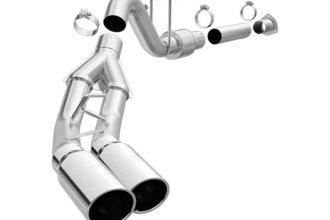 MagnaFlow® - XL Series Stainless Steel Axle-Back Exhaust System