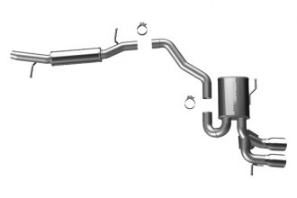 MagnaFlow® - Sport Series Stainless Steel Cat-Back Exhaust System
