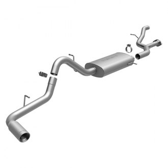 MagnaFlow® - MagnaFlow Series™ Stainless Steel Cat-Back Exhaust System