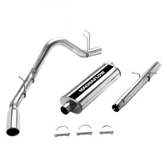 MagnaFlow® - MagnaFlow Series™ Stainless Steel Exhaust System