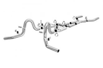 MagnaFlow® - Street Series X-Member-Back Exhaust System