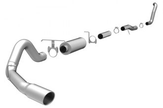 MagnaFlow® - XL Series Turbo-Back Exhaust System