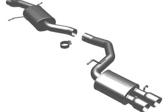 MagnaFlow® - Touring Series Stainless Steel Cat-Back Exhaust System