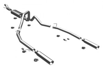 MagnaFlow® - Competition Series Stainless Steel Cat-Back Exhaust System