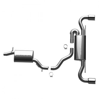 MagnaFlow® - Touring Series Cat-Back Exhaust System