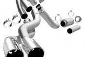 MagnaFlow® - XL Series Stainless Steel DPF-Back Diesel Exhaust System
