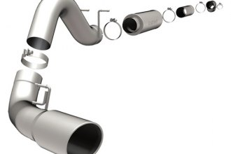 MagnaFlow® - XL Series Cat-Back Exhaust System