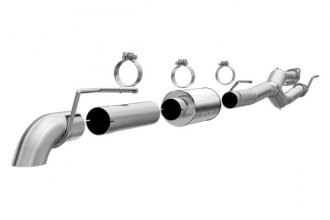 MagnaFlow® - Off-Road Pro Series Cat-Back Exhaust System