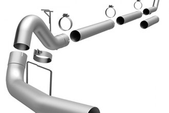 MagnaFlow® - Custom Builder Aluminized Steel Turbo-Back Exhaust System