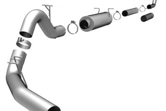 MagnaFlow® - Pro Series Turbo-Back Exhaust System