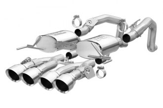 MagnaFlow® - Street Series Stainless Steel Axle-Back Exhaust System
