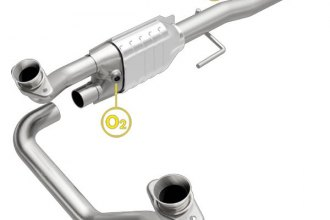 MagnaFlow® - Direct Fit OBDII Catalytic Converter