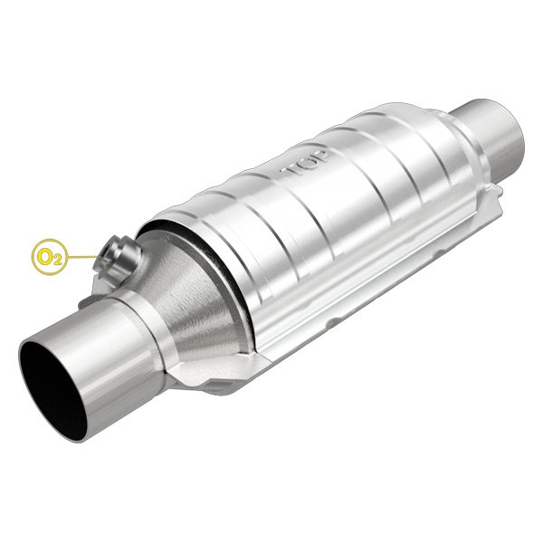 MagnaFlow® - Pre-OBDII Universal Fit Round Body Catalytic Converter
