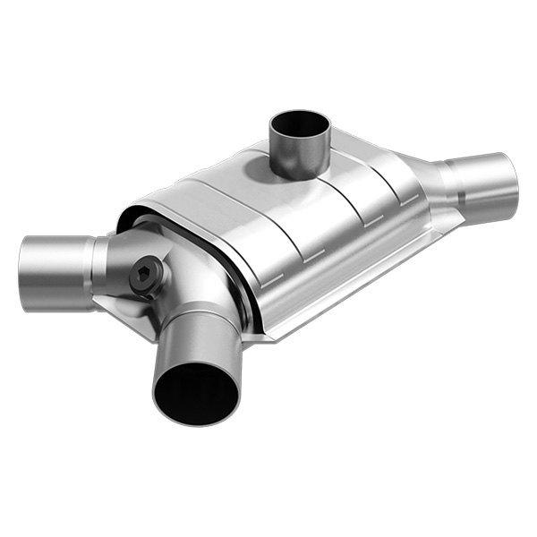 MagnaFlow 338104 Universal Catalytic Converter CARB Compliant