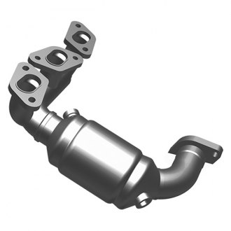 MagnaFlow® - Pre-OBDII California Catalytic Converter with Header