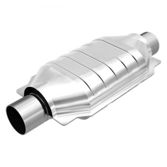 MagnaFlow® - Pre-OBDII Universal Fit Oval Body Catalytic Converter