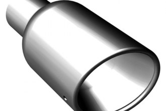 MagnaFlow® - Double Wall Round Rolled Edge Tip