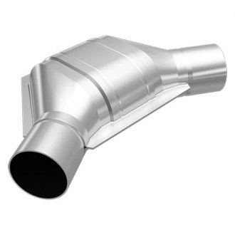 MagnaFlow® - OBDII Universal Fit Oval Body Catalytic Converter
