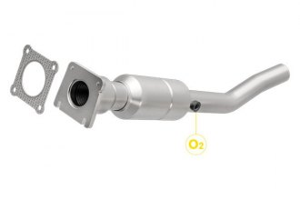 "MagnaFlow® 448268 - Direct Fit California OBDII Catalytic Converter (7.88"" Width)"