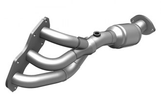 MagnaFlow® - Direct Fit OEM Grade Catalytic Converter with Header