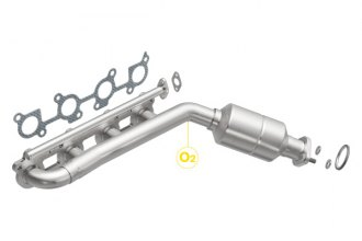MagnaFlow® - Direct Fit Federal Catalytic Converter with Header