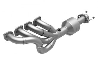 MagnaFlow® - Direct Fit Federal Pre-OBDII Catalytic Converter with Header