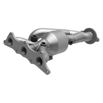 MagnaFlow® - Standard Exhaust Manifold with Integrated Catalytic Converter