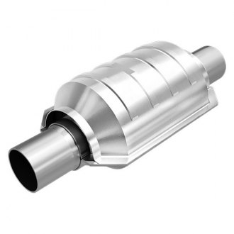 MagnaFlow® - Standard Universal Fit Round Body Catalytic Converter