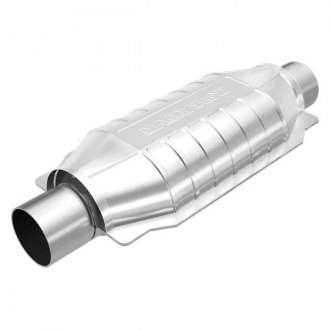 MagnaFlow® - Universal Fit Oval Body Catalytic Converter