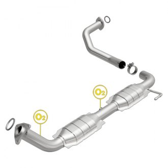 MagnaFlow® - Direct Fit California OBDII Driver Side Catalytic Converter