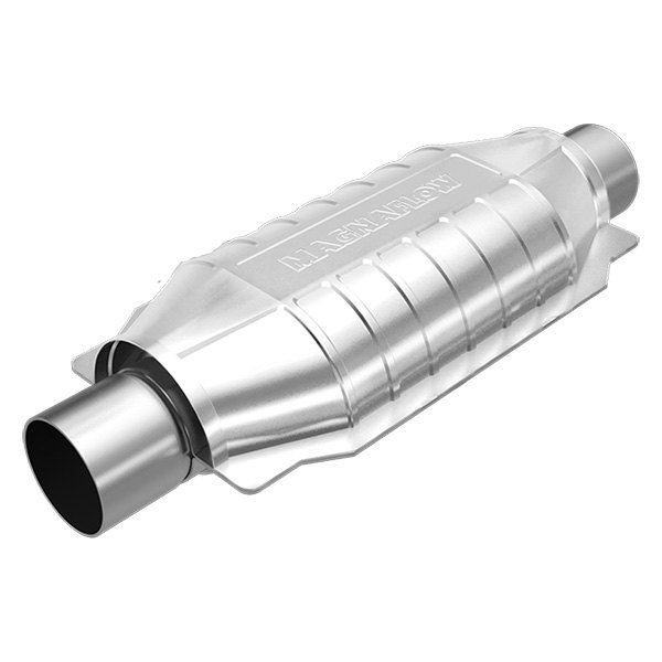 MagnaFlow® - Heavy Metal Universal Fit Oval Body Catalytic Converter