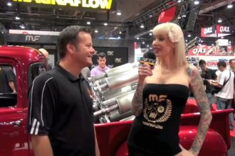 MagnaFlow® - Revolver Girl Talks with Robby Gordon