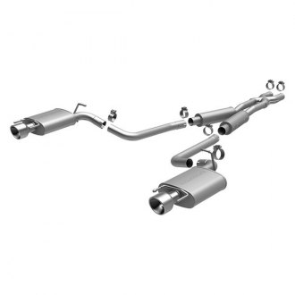 MagnaFlow® - Street Series™ Stainless Steel Cat-Back Exhaust System