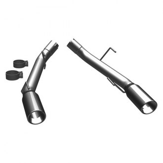MagnaFlow® - Race Series™ Stainless Steel Axle-Back Exhaust System with Split Rear Exit