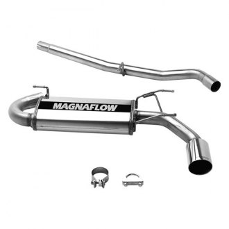 MagnaFlow® - Street Series™ Stainless Steel Cat-Back Exhaust System with Single Rear Exit