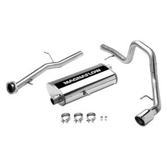 MagnaFlow® - MagnaFlow Series™ Stainless Steel Cat-Back Exhaust System with Single Side Exit