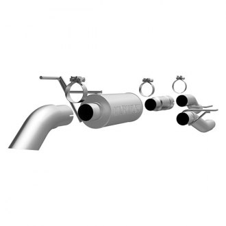 MagnaFlow® - Off-Road Pro Series™ Stainless Steel Cat-Back Exhaust System
