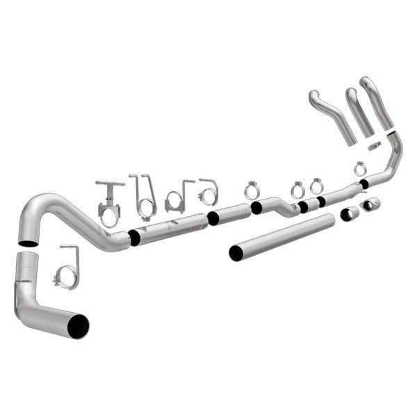 Magnaflow® Custom Builder™ Stainless Steel Turboback Exhaust System: Magnaflow Turbo Back Exhaust At Woreks.co