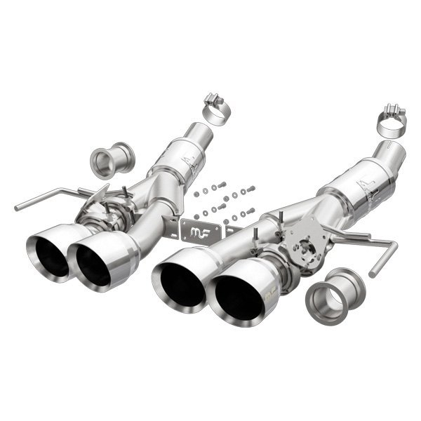 MagnaFlow® - Competition Series™ Stainless Steel Axle-Back Exhaust System