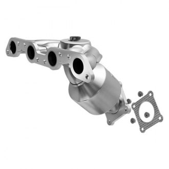 MagnaFlow® - Stainless Steel Exhaust Manifold with Integrated Catalytic Converter