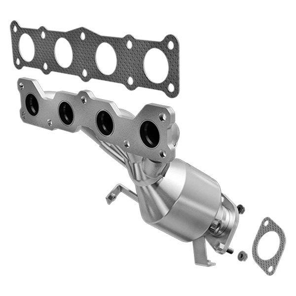 Non CARB compliant MagnaFlow 50909 Direct Fit Catalytic Converter