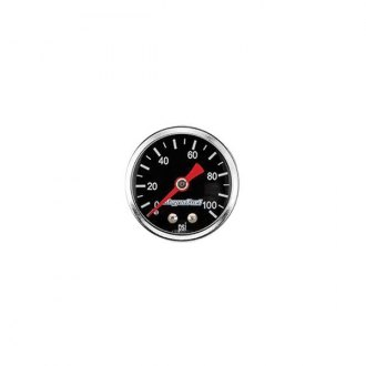 MagnaFuel MP-0101 - Analog Fuel Pressure Gauge with Logo