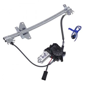 Magneti Marelli® - Front Driver Side Window Regulator with Motor