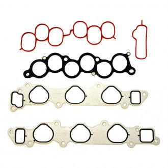 Magnum Gasket® - MaxDry™ STL Molded Rubber on Steel Carrier Lower Intake Manifold Gasket and Upper Gasket Set