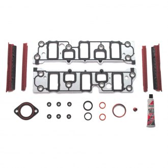 Magnum Gasket® - MaxDry™ STL Molded Rubber on Steel Carrier Lower Intake Manifold Gasket Set