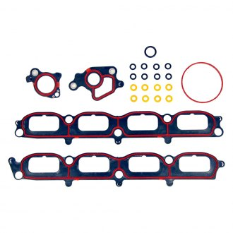 Magnum Gasket® - MaxDry SS™ Molded Rubber on Composite Carrier Lower and Upper Intake Manifold Gasket Set